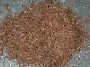 sedir ağacı talaşı